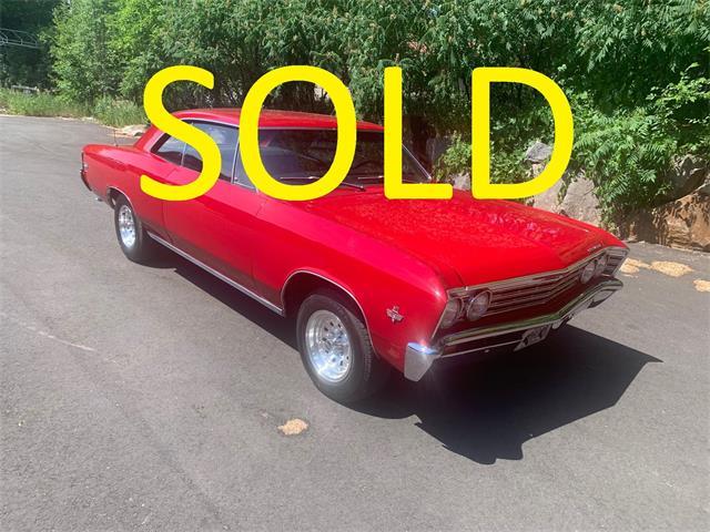 1967 Chevrolet Malibu (CC-1487909) for sale in Annandale, Minnesota