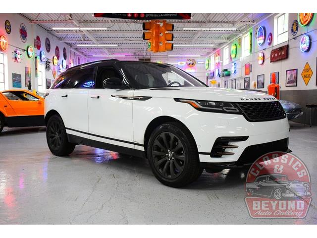 2019 Land Rover Range Rover (CC-1487920) for sale in Wayne, Michigan