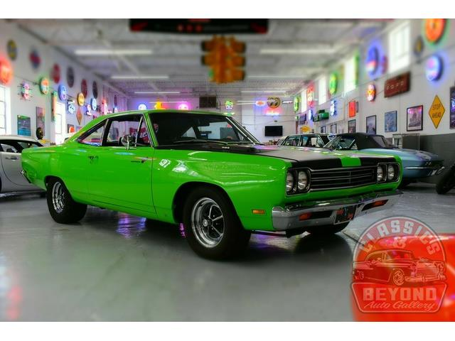 1969 Plymouth Road Runner (CC-1487925) for sale in Wayne, Michigan