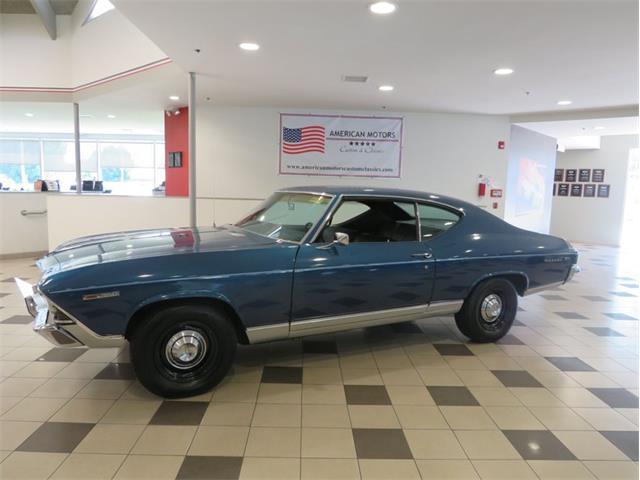 1969 Chevrolet Malibu (CC-1487927) for sale in San Jose, California