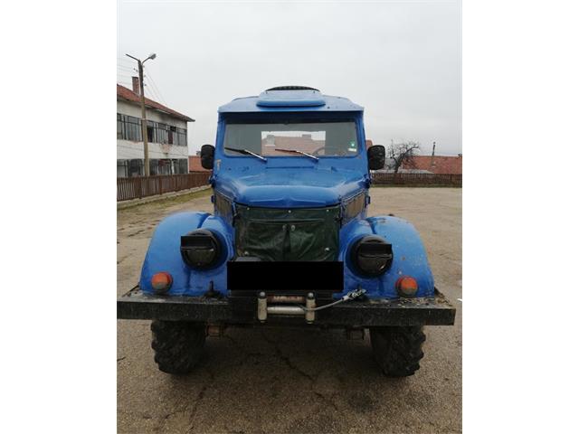 1978 GAZ GAZ-69 (CC-1487928) for sale in Sofia, Sofia