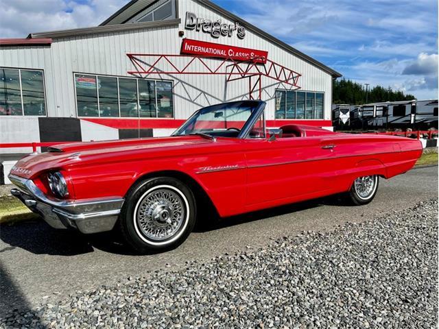 1964 Ford Thunderbird (CC-1487947) for sale in Burlington, Washington