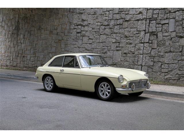1967 MG MGB (CC-1487997) for sale in Atlanta, Georgia