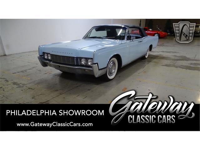 1967 Lincoln Continental (CC-1487998) for sale in O'Fallon, Illinois