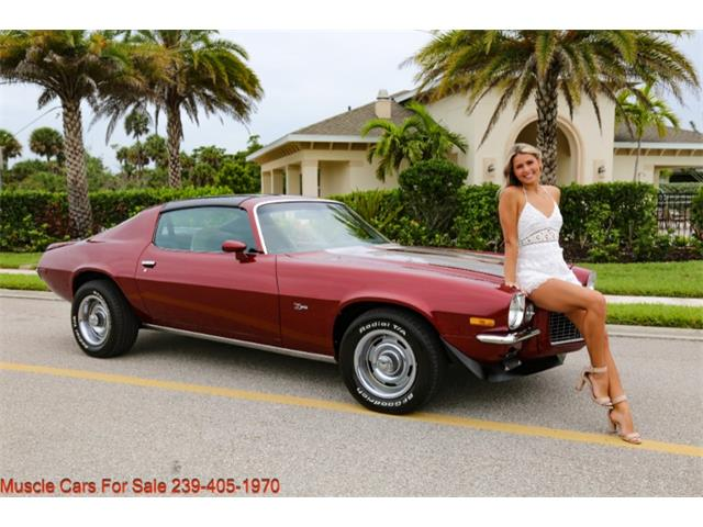 1974 Chevrolet Camaro Z28 (CC-1488017) for sale in Fort Myers, Florida