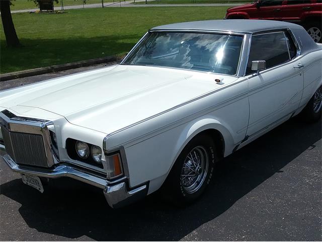 1970 Lincoln Continental Mark III (CC-1488035) for sale in Miamisburg, Ohio