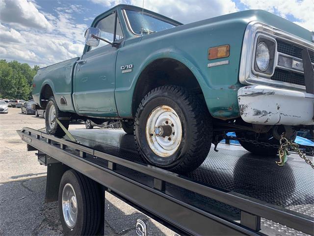 1970 Chevrolet C10 (CC-1488037) for sale in Lugoff, South Carolina