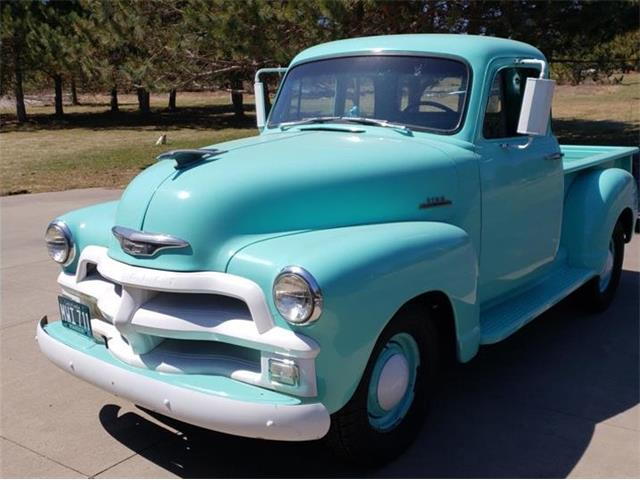 1954 Chevrolet 3100 (CC-1488051) for sale in New Richmond, Wisconsin