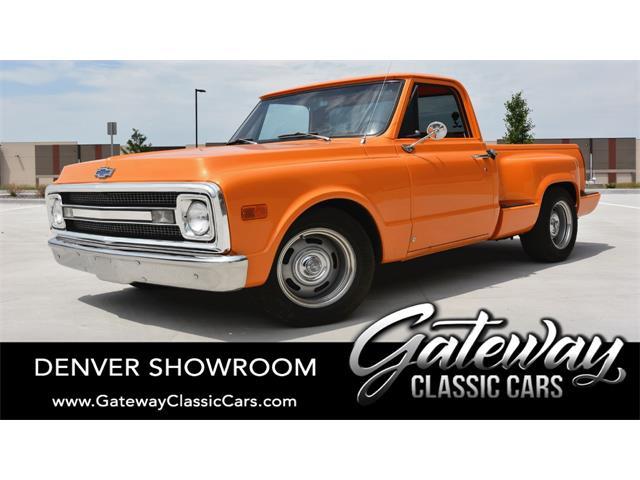 1970 Chevrolet C10 (CC-1488072) for sale in O'Fallon, Illinois