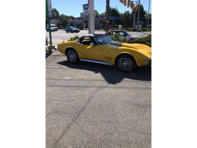1968 Chevrolet Corvette (CC-1488094) for sale in Cadillac, Michigan
