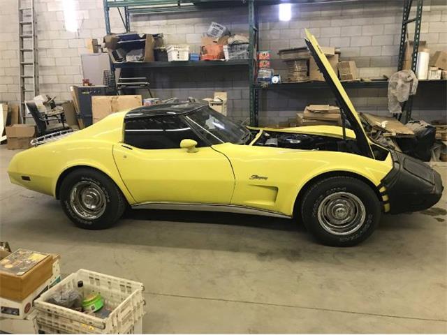 1977 Chevrolet Corvette (CC-1488104) for sale in Cadillac, Michigan