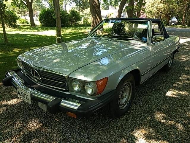 1980 Mercedes-Benz 450SL (CC-1488111) for sale in Cadillac, Michigan