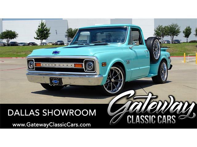 1969 Chevrolet C10 (CC-1488113) for sale in O'Fallon, Illinois