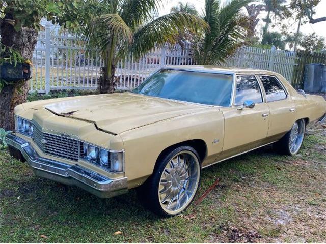 1974 Chevrolet Impala (CC-1488117) for sale in Cadillac, Michigan