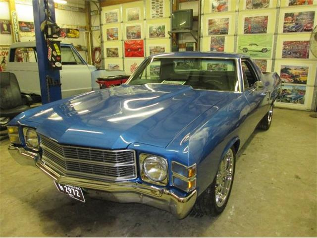 1971 Chevrolet El Camino (CC-1488119) for sale in Cadillac, Michigan