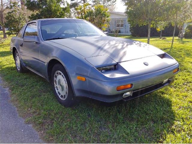 1987 Nissan 300ZX (CC-1488129) for sale in Cadillac, Michigan