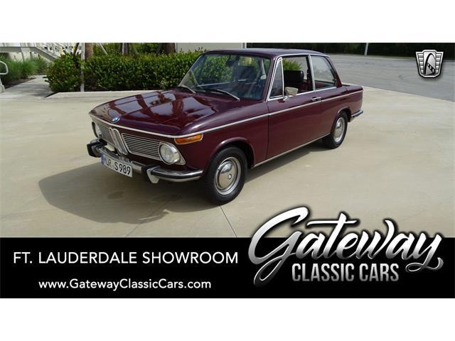 1972 BMW 1600 (CC-1488131) for sale in O'Fallon, Illinois