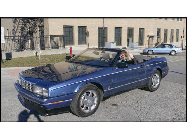 1993 Cadillac Allante (CC-1488136) for sale in Cadillac, Michigan