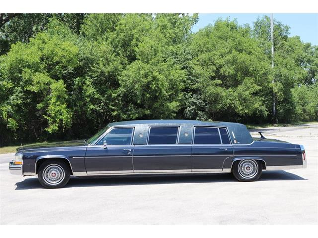 1988 Cadillac Brougham (CC-1488137) for sale in Alsip, Illinois