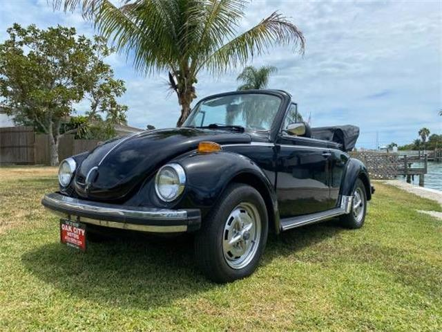 1979 Volkswagen Super Beetle (CC-1488141) for sale in Cadillac, Michigan