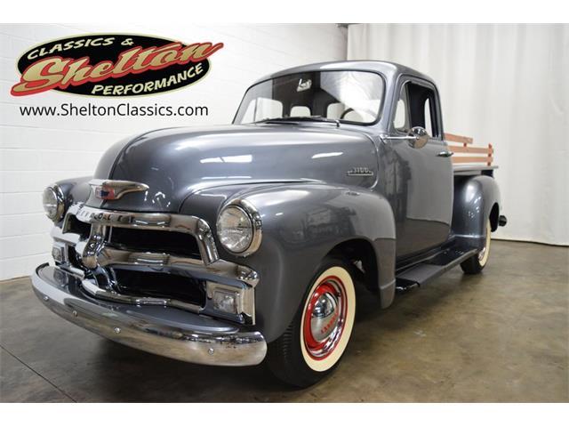 1955 Chevrolet 3100 (CC-1488143) for sale in Mooresville, North Carolina