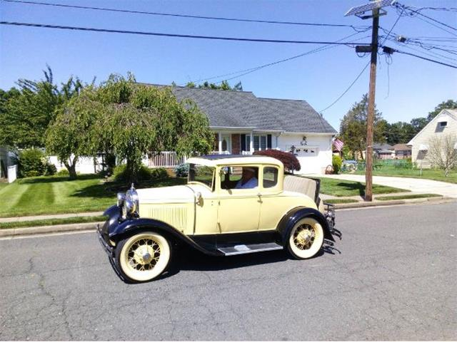 1931 Ford Model A (CC-1488150) for sale in Cadillac, Michigan
