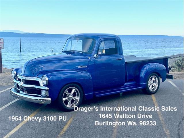 1954 Chevrolet 3100 (CC-1488199) for sale in Burlington, Washington