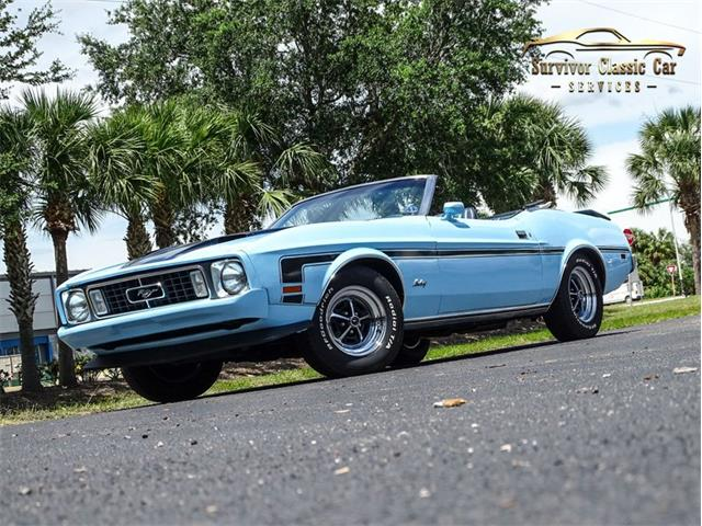 1973 Ford Mustang (CC-1480820) for sale in Palmetto, Florida