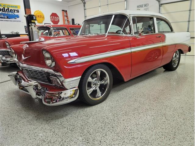 1956 Chevrolet Bel Air (CC-1480823) for sale in Troy, Michigan