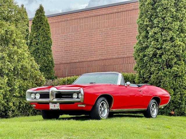 1968 Pontiac LeMans (CC-1480825) for sale in Geneva, Illinois