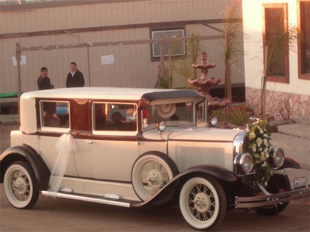 1931 Cadillac LaSalle (CC-1488261) for sale in Chula Vista , California