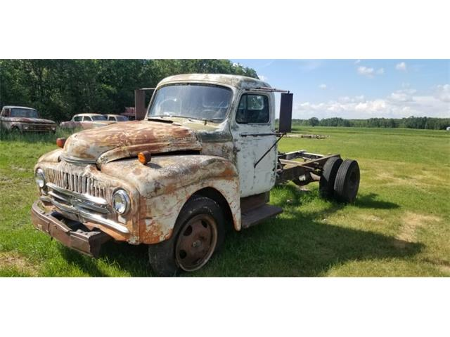 1952 International Pickup (CC-1488271) for sale in Thief River Falls, MN, Minnesota