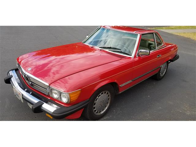 1988 Mercedes-Benz 560SL (CC-1488283) for sale in Seattle, Washington