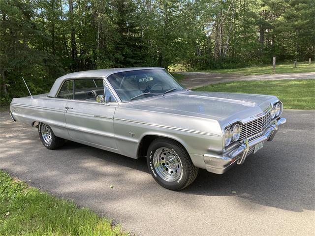 1964 Chevrolet Impala SS (CC-1488299) for sale in Errol , New Hampshire