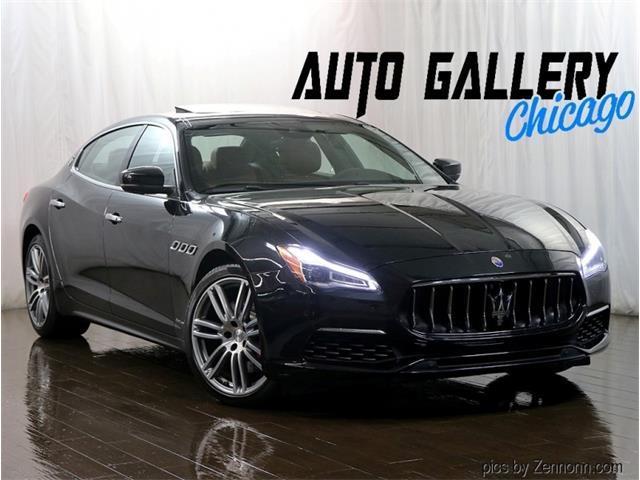 2018 Maserati Quattroporte (CC-1488336) for sale in Addison, Illinois