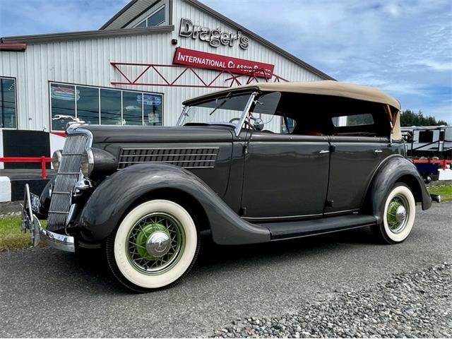 1935 Ford Phaeton (CC-1488341) for sale in Burlington, Washington
