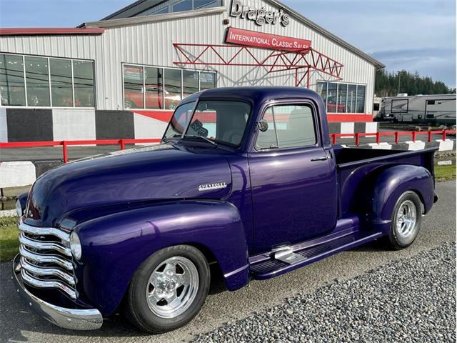 1953 Chevrolet 3100 (CC-1488342) for sale in Burlington, Washington