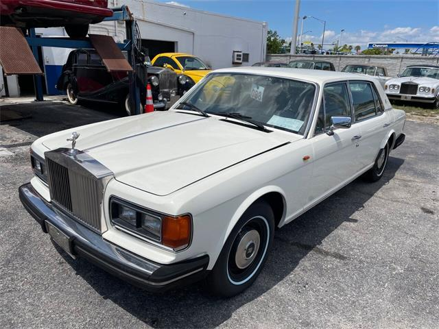 1984 Rolls-Royce Silver Spur (CC-1488351) for sale in Fort Lauderdale, Florida