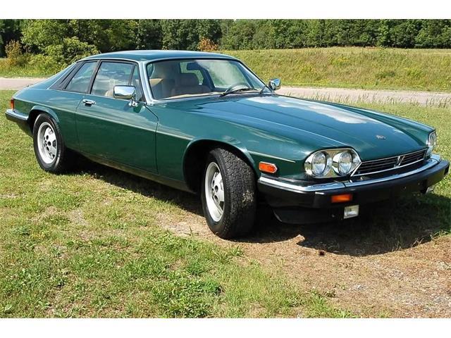 1986 Jaguar XJS (CC-1488355) for sale in Malone, New York