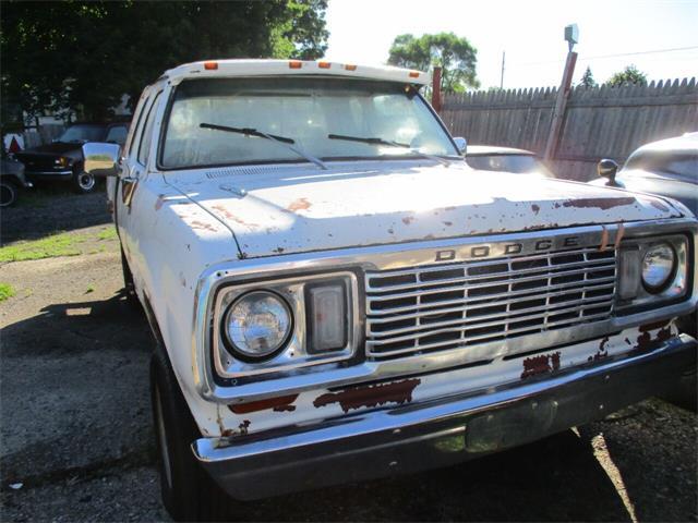 1978 Dodge D150 (CC-1488367) for sale in Jackson, Michigan