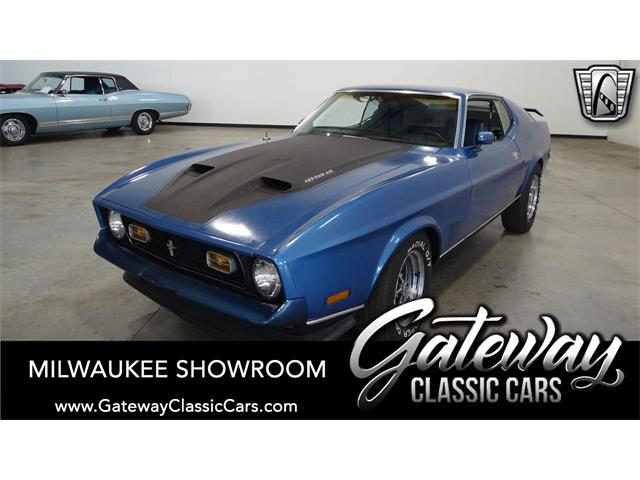 1971 Ford Mustang (CC-1488383) for sale in O'Fallon, Illinois