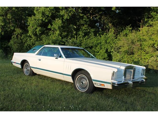 1977 Lincoln Continental Mark V (CC-1488384) for sale in Fort Wayne, Indiana