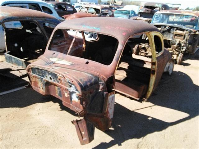 1940 Chevrolet 2-Dr Sedan (CC-1488444) for sale in Phoenix, Arizona