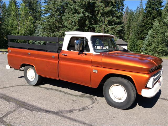 1966 Chevrolet C10 (CC-1488452) for sale in Hayden, Idaho