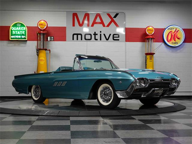 1963 Ford Thunderbird (CC-1488455) for sale in Pittsburgh, Pennsylvania
