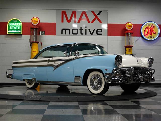 1956 Ford Victoria (CC-1488457) for sale in Pittsburgh, Pennsylvania