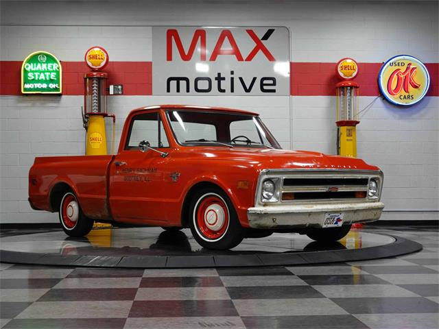 1968 Chevrolet C10 (CC-1488465) for sale in Pittsburgh, Pennsylvania
