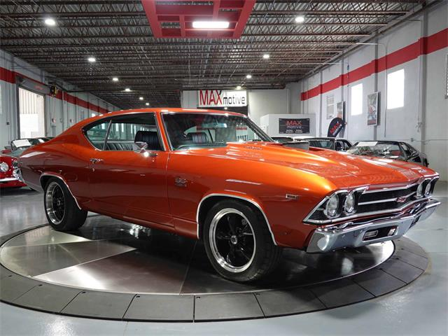 1969 Chevrolet Chevelle (CC-1488471) for sale in Pittsburgh, Pennsylvania