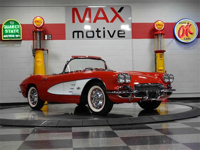 1961 Chevrolet Corvette (CC-1488472) for sale in Pittsburgh, Pennsylvania