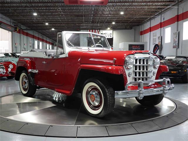 1950 Willys Jeepster (CC-1488475) for sale in Pittsburgh, Pennsylvania